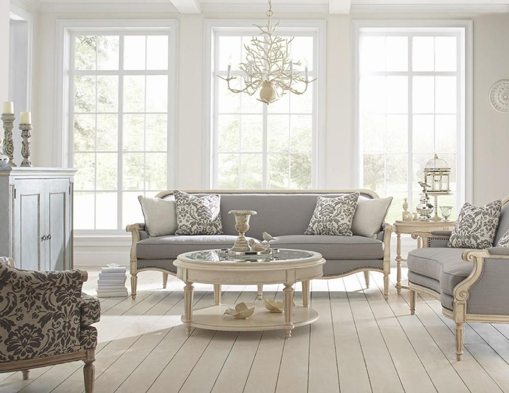 Monochromatic Living Room Furniture Photography Studio