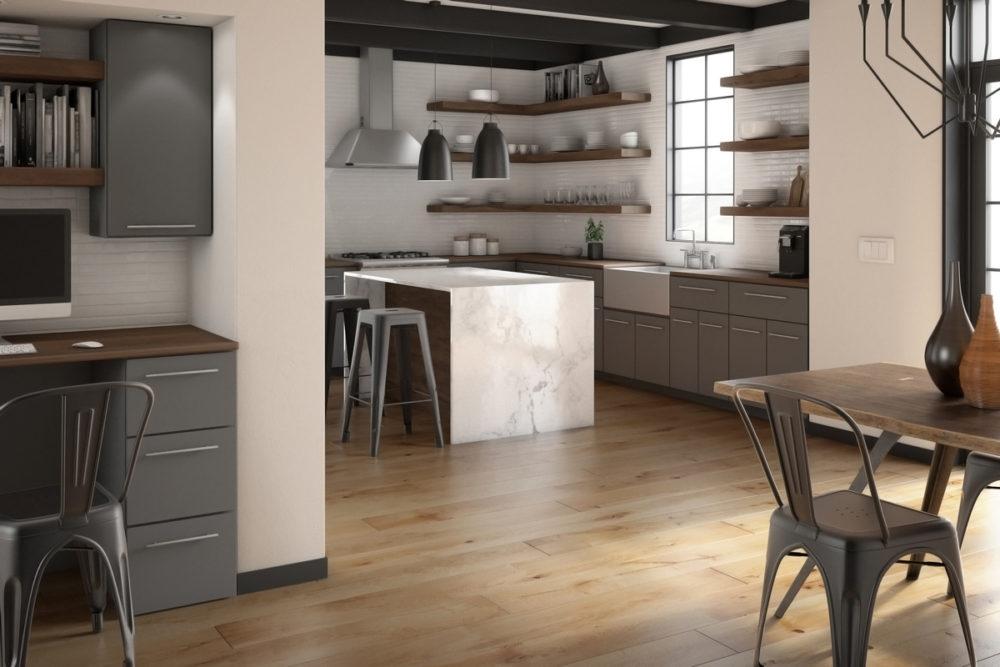 Crossville Tile Kitchen CGI