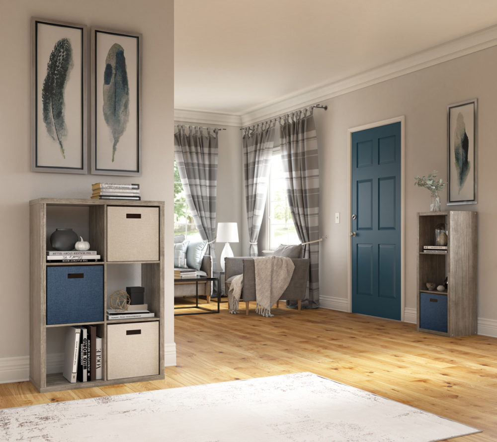 CGI Livingroom Organizer