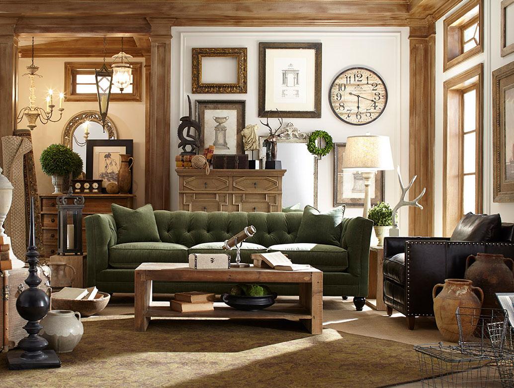 Transitional Living Room Creative Design Furniture