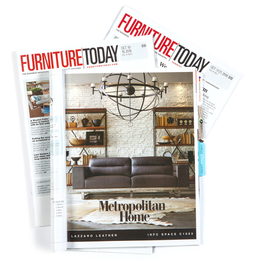 Furniture Today AD Design