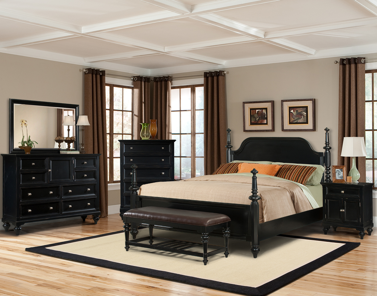 Bedroom Furniture Digital Merge