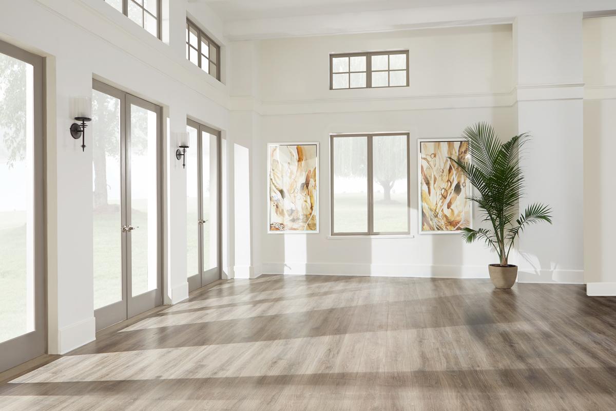 empty room set  furniture photography studio video