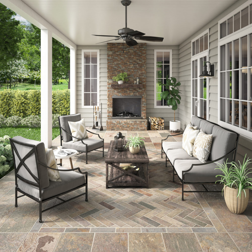 CGI Indoor/Outdoor Furniture Set