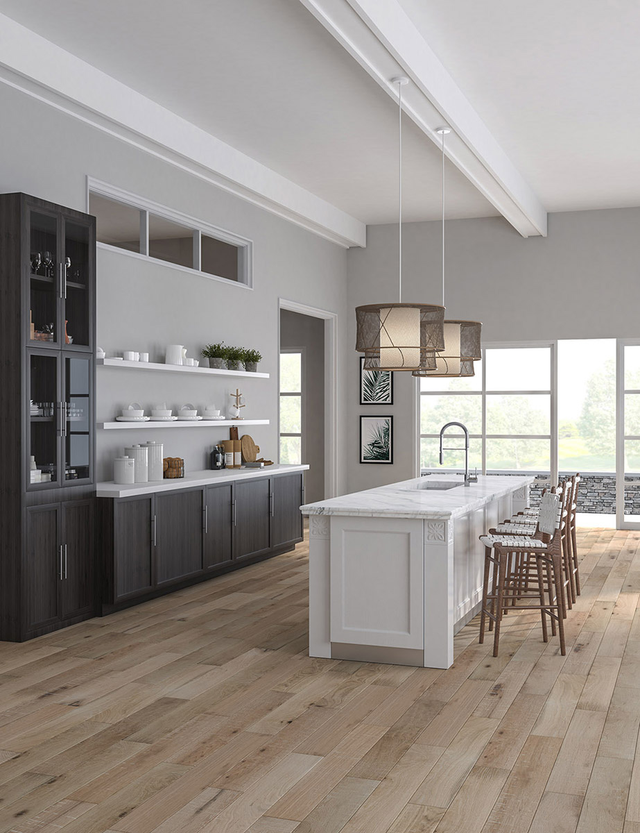 CGI Contemporary Kitchen