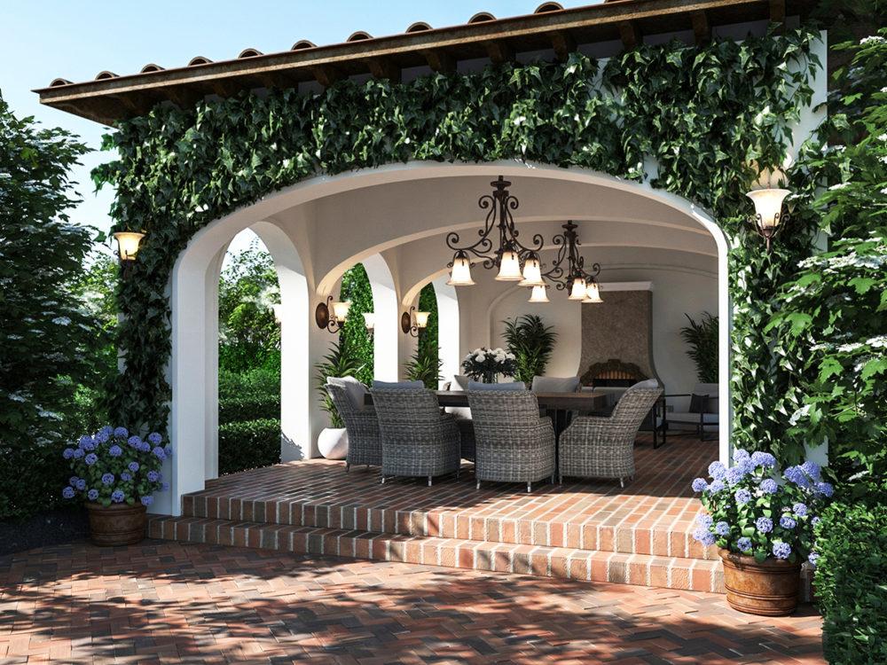 CGI Outdoor Furniture West Coast Style