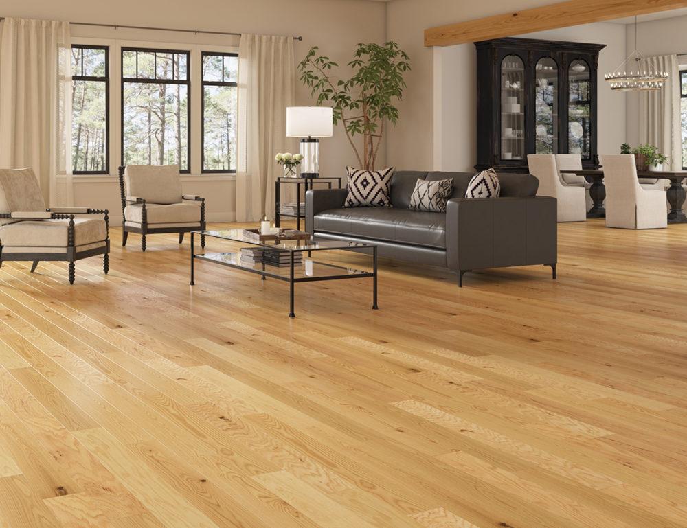 Wood Flooring CGI Image